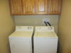 Cabin Washer and Dryer